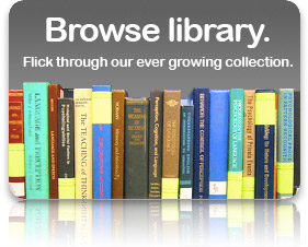 Browse library. Flick through our ever growing collection.
